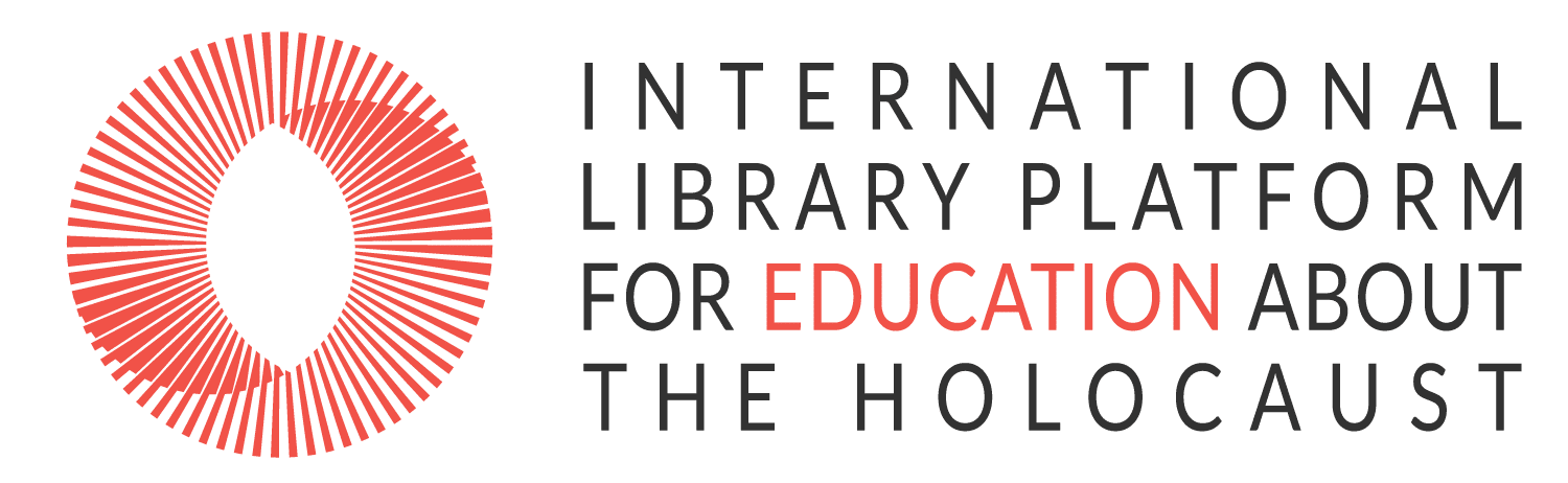 International Library Platform for Education About the Holocaust - Logo